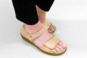Step-In Sandals