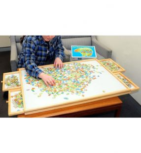 Jigsaw Puzzle Board - Deluxe