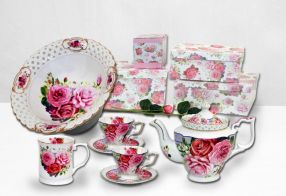 English Rose Collection... FROM