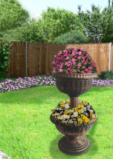 Two-Tier Planter Stand
